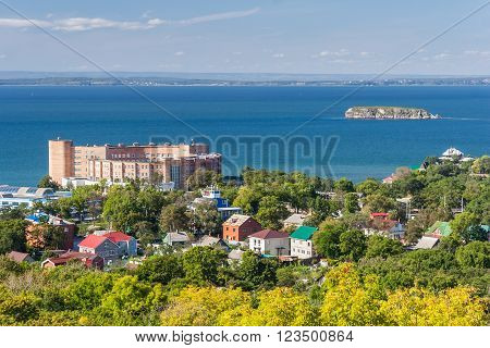 View of Vladivostok Russian Federation, Far East