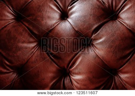luxury classic leather texture Brown leather background.