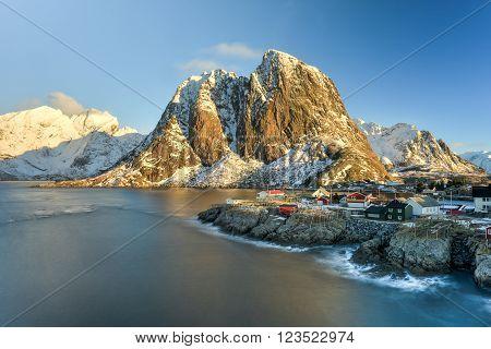 Hamnoy - Lofoten Island, Norway