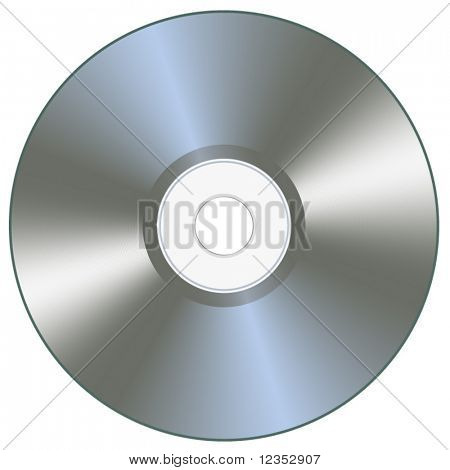 Silver disk