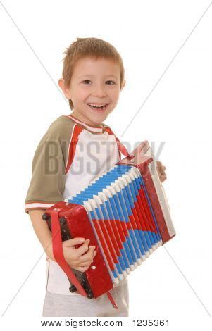 Accordion Boy 6
