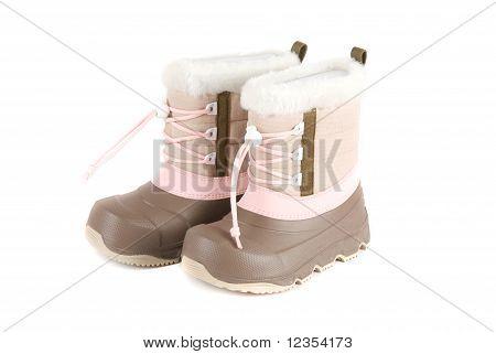 Child Winter Boots