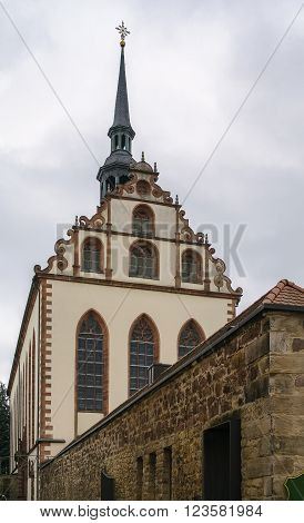 St. Mary's Abbey is a Benedictine nunnery in Fulda Hesse Germany.