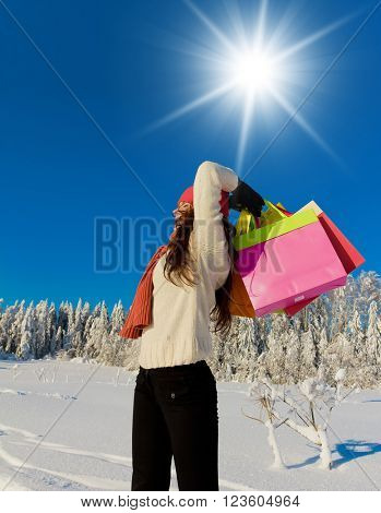 Young Buyer Under the Sun