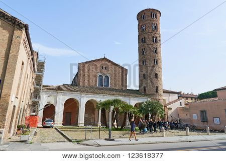 Basilica Di Sant' Apollinare Nuovo