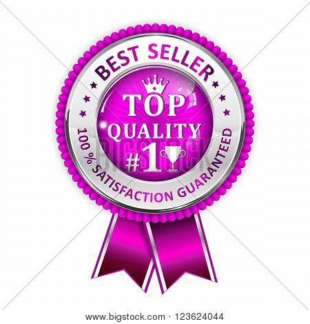 Best Seller - Top Quality. 100% Satisfaction guaranteed - metallic purple ribbon.