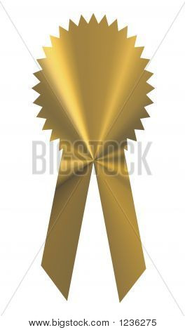 Goldmedaille ribbon
