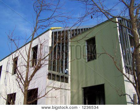 Steel Building 2