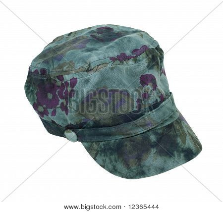 Tie Dye Commando Hat