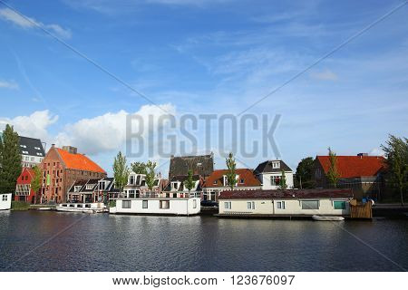 Leeuwarden is a city in the Netherlands. It is the capital city of the province of Friesland and situated in the northern part of the country.