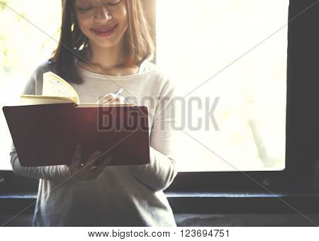 Writing Memo Learn Studying Notebook Education Concept