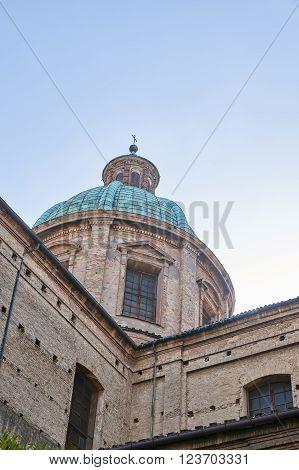 Dome Of Duomo O Basilica Ursiana