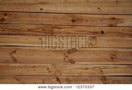 Old wooden floor close up