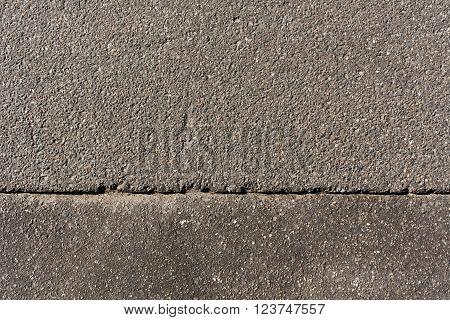 Gray Asphalt Surface.