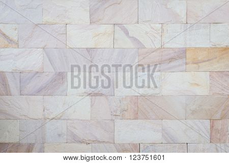 Red Sandstone Wall Texture And Background