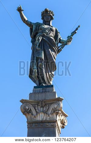 Monument To Freedom, Symbol Of Ruse City