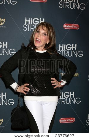 LOS ANGELES - MAR 29:  Kate Linder at the High Strung Premeire at the TCL Chinese 6 Theaters on March 29, 2016 in Los Angeles, CA