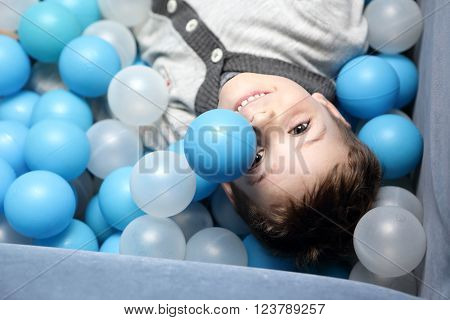 Child On The Balls