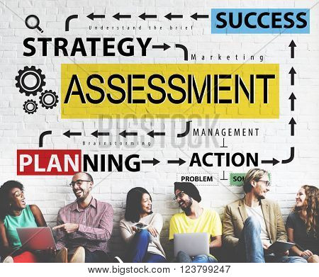 Assessment Analysis Evaluation Analytics Inspection Concept