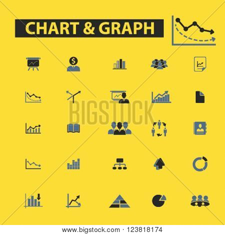 chart & graph icons