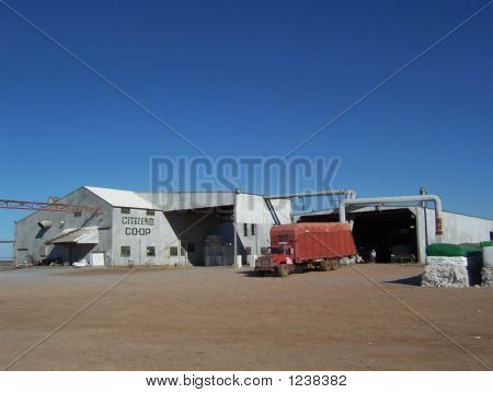 Cotton Gin