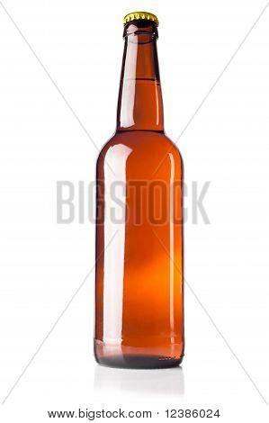 Bottle Full Of Beer