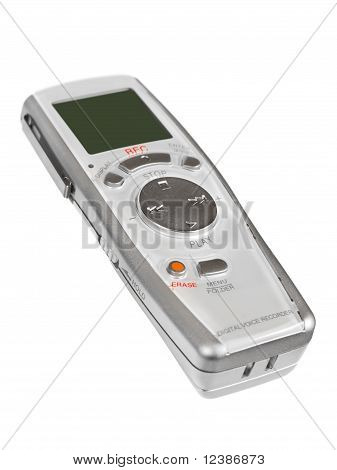 Pocket digital dictaphone