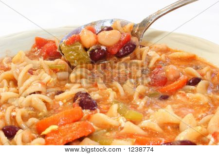 Minestrone Soup 1667