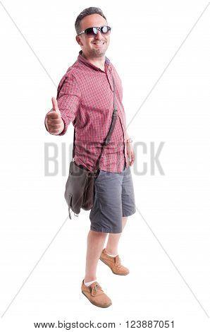 Summer Clothes For Men Concept