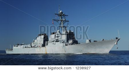 Ddg 51 Destroyer