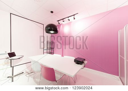 A modern designer office