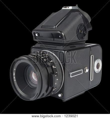 Medium Format Camera Iso