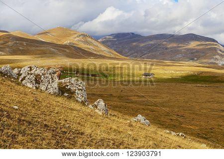 Campo Imperatore View
