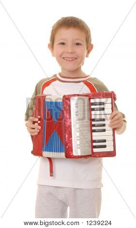 Accordion Boy 14