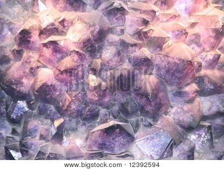 Amethyst Quartz Crystals