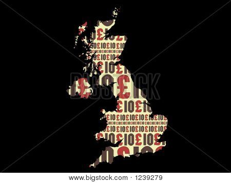 Map Of The Uk