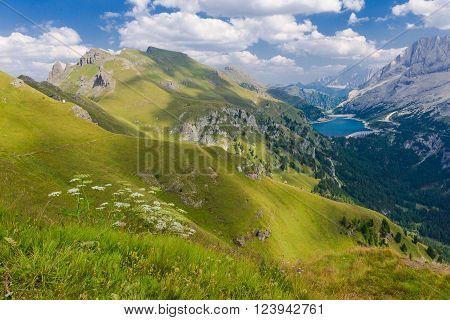 Mountain Hut Viel Dal Pan
