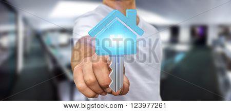 Businessman Real Estate