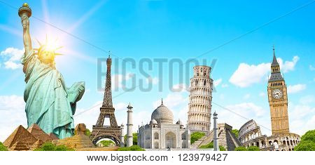 Famous Monument Of The World
