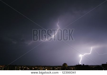 real lightening picture