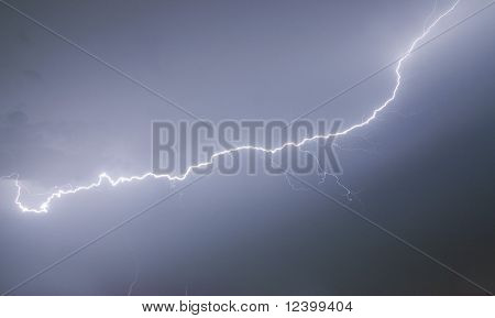 lightening - NOT computer generated