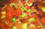 Minestrone Cooking 1643