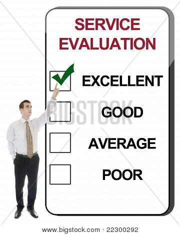 Service Evaluation