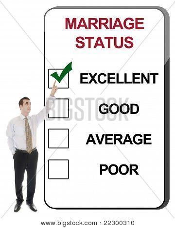 Status de casamento