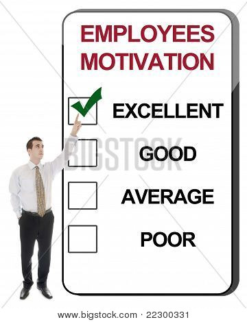 Employees Motivation