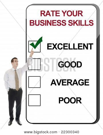 Rate Business Skills