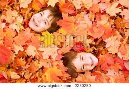 Autumn Faces