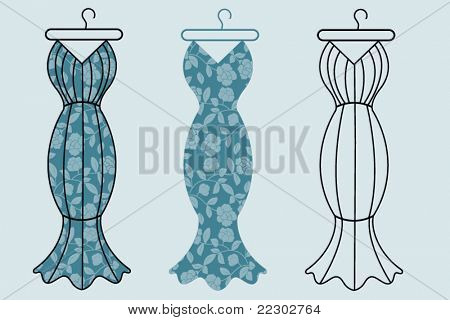 Fashion dresses  - bodyform