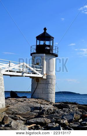 Marshall Point Lighthouse, Maine, USA-3