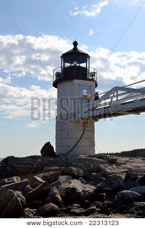 Marshall Point Lighthouse, Maine, USA-4